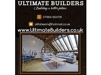 Ultimate Builders. We provide high standard work at reasonable price