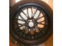 Vw alloys 18 inch
