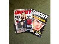 Uncut, Neon and Hotdog Magazines