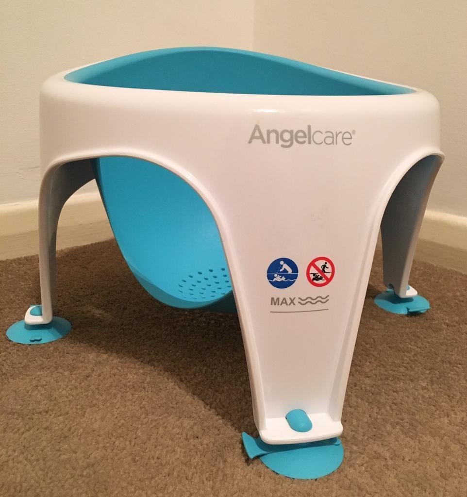Aqua Angelcare Soft-Touch Bath Seat