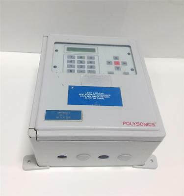 Thermo-polysonics Ultrasonic Flow Meter Dct6488