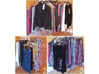 Job Lot Bundle NEW Pomodoro Women's Clothing, 240+ Garments, RRP £11000+