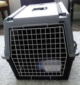 Aeroplane Kennel for small dog or cat (Airline approved)