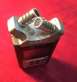 Zoom H4n Handy Audio Recorder