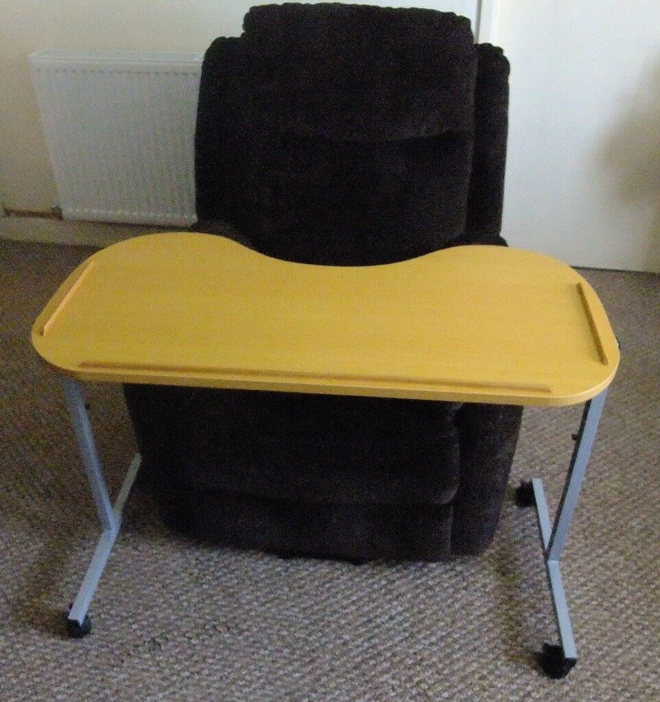 Extendable over chair/ bed table