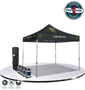 Premium Custom Printed Pop Up Canopy Tent, Banner Feather Flag, Table Cover for Trade Shows Québec Preview