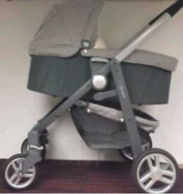 Graco ego avant pram and carry cot