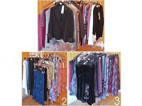 Job Lot Bundle NEW Pomodoro Women's Clothing, 240+ Garments, RRP £11000+