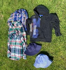 Boys clothes bundle 6-7 years joules/Benetton