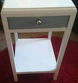 Lamp table or telephone table