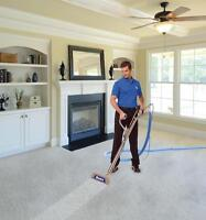 Carpet cleaner available