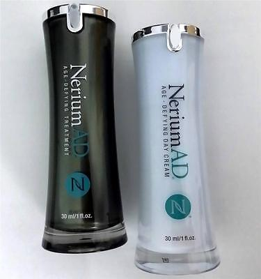 Nerium AD Age Defying Night and Day Cream Complete Kit on Rummage