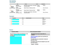 ***FLIGHT TICKETS ROUNDTRIP (MANCHESTER AIRPORT --> GDANSK) FOR 3 PPL***