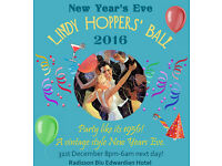 NYE Lindy Hoppers Ball 2016