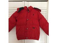 Timberland Down Padded Jacket Age 4