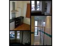 Flat to let Dumbarton east 3 bed