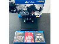 Playstation 4 Slim 500GB PS4 Boxed Condition