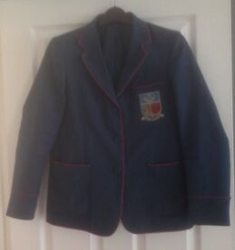 Hunterhouse College Uniform - Blazer & Cardigan - FREE