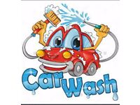 Space wanted for hand carwash, possible lease