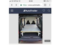 FIAT DOBLO 1.9d 2007 / folding bed / insulated roof / 5seater