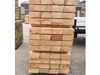 🌳New Scaffold Style Wooden Boards/Planks 225mm X 38mm X 3.6M/4.2M