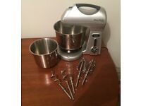 WAHL ELECTRIC STAND FOOD MIXER JAMES MARTIN COLLECTION