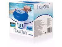 """Bestway 6.5"""" Pool Spa Hot Tub Chlorine Bromine Chemical Floater Brand new in packaging"""