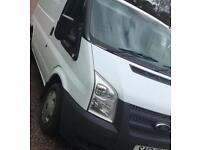 Ford transit repost due to time waster looking for quick sale now