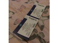 2 x Ariana Grande Dangerous Woman Tour London Tickets