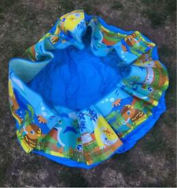 Bestway kids paddling pool 1.83m x 380mm