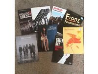 Assortment of Official Guitar Tab Books