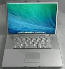 Macbook pro 4gb ram 250gb hdd