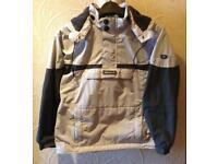 ellesse Grey Hooded Jacket, Age 9-10