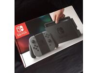 Brand NEW Nintendo Switch Console with Zelda
