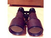 Rare Ww1 Ww2 antique vintage french navy army binoculars
