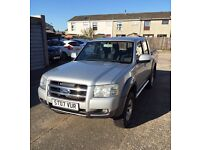 Ford Ranger 2.5 TDCi Double Cab XLT 4x4 4dr