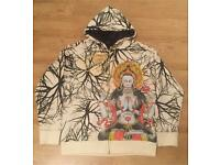 Christian Audigier authentic men's luxury hoodies. 2 large brand new hoodies