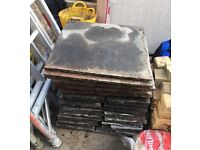 Lovely slate patio tiles - large selection