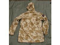 RAF Issue Desert Windproof Combat Smock (excellent condition)