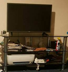 LG LED TV with Stand