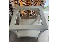Ducal Hampshire upcycled side table