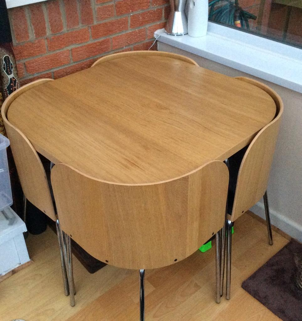 Ikea Fusion Space Saver Table And Purchase, Sale And