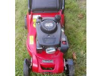 Mountfield RS100 Petrol Mower Good Condition
