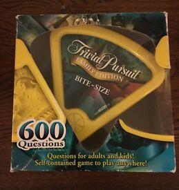 Hasbro Trivial Pursuit Family Edition Bitesize