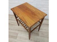 G plan side table (DELIVERY AVAILABLE FOR THIS ITEM OF FURNITURE)