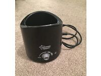 Tommee Tippee Closer to Nature Electric Food & Bottle Warmer - Black