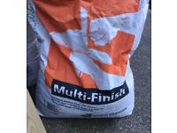 Gypsum 1.5 bags free