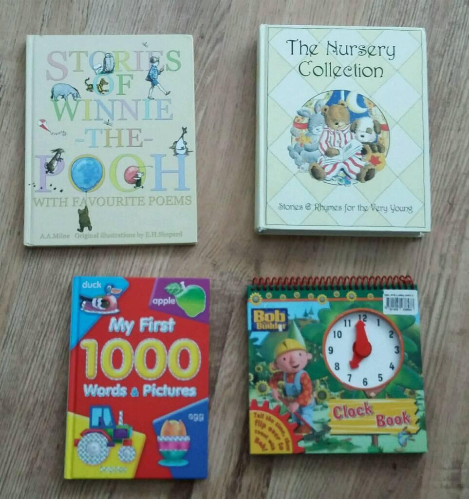 Nursery Rhyme & Toddler books