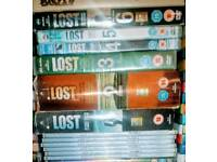 LOST SEASONS 1 too 6 COLLECTION.