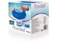 "Bestway 6.5"" Pool Spa Hot Tub Chlorine Bromine Chemical Floater Brand new in packaging"
